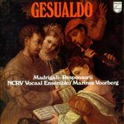 Click here for more info about 'Gesualdo - Madrigali-Responsorii'
