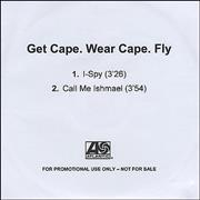 Click here for more info about 'Get Cape. Wear Cape. Fly - I-Spy / Call Me Ishmael'