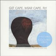 Click here for more info about 'Get Cape. Wear Cape. Fly - The Chronicles Of A Bohemian Teenager [Part One] - White Vinyl'