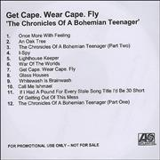 Click here for more info about 'Get Cape. Wear Cape. Fly - The Chronicles Of A Bohemian Teenager'