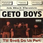 Click here for more info about 'Geto Boys - Till Death Do Us Part'