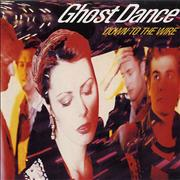 Click here for more info about 'Ghost Dance - Down To The Wire'