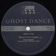 Click here for more info about 'Ghost Dance - Heart Full Of Soul'