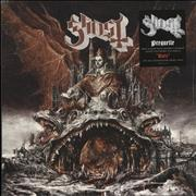 Click here for more info about 'Ghost (Swedish) - Prequelle - Clear Silver Swirl'