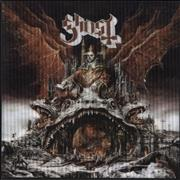 Click here for more info about 'Ghost (Swedish) - Prequelle - Red Smoke Vinyl'