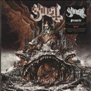 Click here for more info about 'Ghost (Swedish) - Prequelle - Solid Gold + Bonus 7