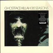 Click here for more info about 'Ghostface Killah - 36 Seasons + Shrinkwrap'