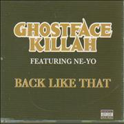 Click here for more info about 'Ghostface Killah - Back Like That'