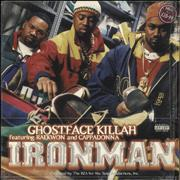 Click here for more info about 'Ghostface Killah - Ironman'