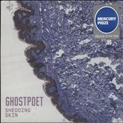 Click here for more info about 'Ghostpoet - Shedding Skin - Sealed'
