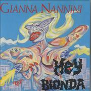 Click here for more info about 'Gianna Nannini - Hey Bionda'