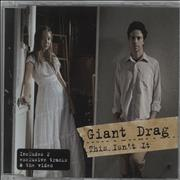 Click here for more info about 'Giant Drag - This Isn't It'