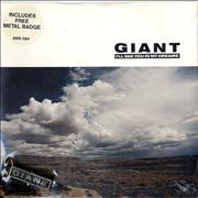 Click here for more info about 'Giant - I'll See You In My Dreams - Sealed + Badge'
