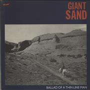 Click here for more info about 'Giant Sand - Ballad Of A Thin Line Man'