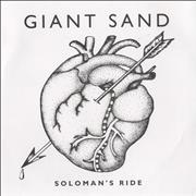 Click here for more info about 'Giant Sand - Soloman's Ride'