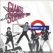 Click here for more info about 'Giants - Subway Song'