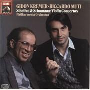 Click here for more info about 'Gidon Kremer - Sibelius & Schumann: Violin Concertos'