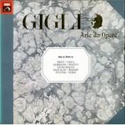 Click here for more info about 'Gigli - Arie Da Opere: volume II'