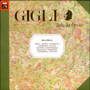 Click here for more info about 'Gigli - Arie da Opere: volume I'