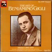 Click here for more info about 'Gigli - The Art of Benamino Gigli: Volume 2'