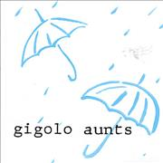 "Gigolo Aunts Bloom USA 7"" vinyl"