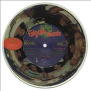 "Gigolo Aunts Bloom USA 7"" picture disc Promo"