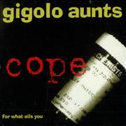 Gigolo Aunts Cope USA CD single Promo