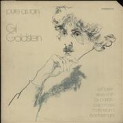 Gil Goldstein Pure As Rain USA vinyl LP