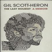 Click here for more info about 'The Last Holiday - A Memoir'