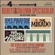 Click here for more info about 'Gilbert & Sullivan - A Gilbert & Sullivan Spectacular: Selections From'