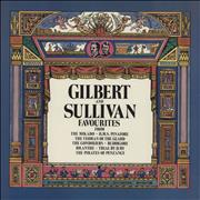 Click here for more info about 'Gilbert & Sullivan - Favourites'