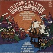 Click here for more info about 'Gilbert & Sullivan - Gilbert & Sullivan Highlights'
