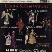 Click here for more info about 'Gilbert & Sullivan - Gilbert & Sullivan Overtures'