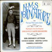Click here for more info about 'Gilbert & Sullivan - H.M.S Pinafore'