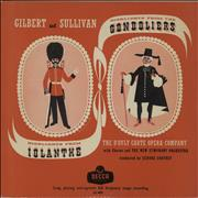 Click here for more info about 'Gilbert & Sullivan - Highlights From The Gondoliers & Iolanthe'