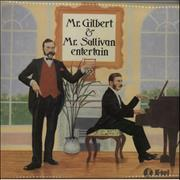 Click here for more info about 'Gilbert & Sullivan - Mr. Gilbert & Mr. Sullivan Entertain'