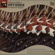 Click here for more info about 'Gilbert & Sullivan - Patience - Factory Sample'