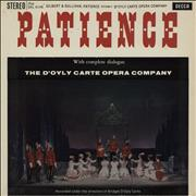 Click here for more info about 'Gilbert & Sullivan - Patience'