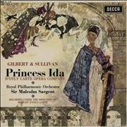 Click here for more info about 'Gilbert & Sullivan - Princess Ida - 2nd'