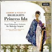 Click here for more info about 'Gilbert & Sullivan - Princess Ida - Highlights'