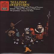 Click here for more info about 'Gilbert & Sullivan - Sullivan Overtures'