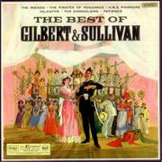 Click here for more info about 'Gilbert & Sullivan - The Best Of'