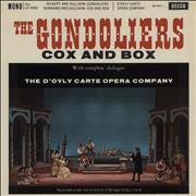 Click here for more info about 'Gilbert & Sullivan - The Gondoliers / Cox And Box'