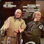 Click here for more info about 'Gilbert & Sullivan - The Mikado (Without Dialogue)'