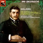 Click here for more info about 'Gilbert & Sullivan - 'The Tempest' incidental music'