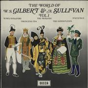 Click here for more info about 'Gilbert & Sullivan - The World Of W.S. Gilbert & A. Sullivan Vol. 1 - 3rd'