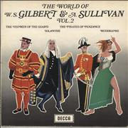 Click here for more info about 'The World Of Gilbert & Sullivan: Vol. 2'