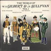 Click here for more info about 'The World Of W.S. Gilbert & A. Sullivan Vol. 1'