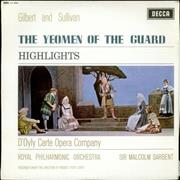 Click here for more info about 'Gilbert & Sullivan - The Yeoman of the Guard - Highlights'
