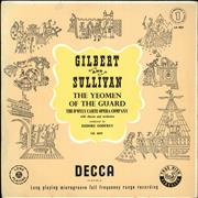 Click here for more info about 'Gilbert & Sullivan - The Yeomen Of The Guard'